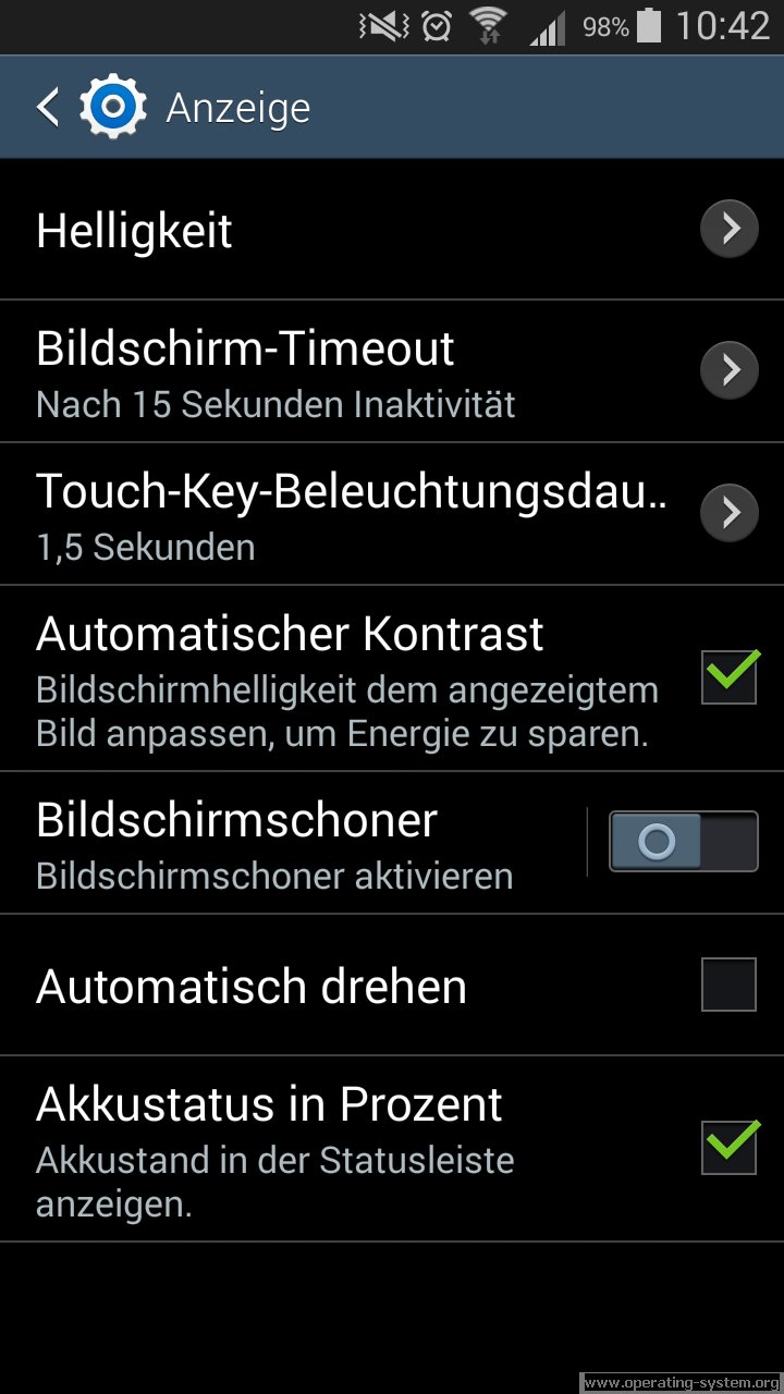 Screenshot android android kitkat 15