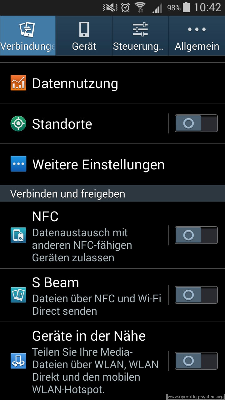 Screenshot android android kitkat 16