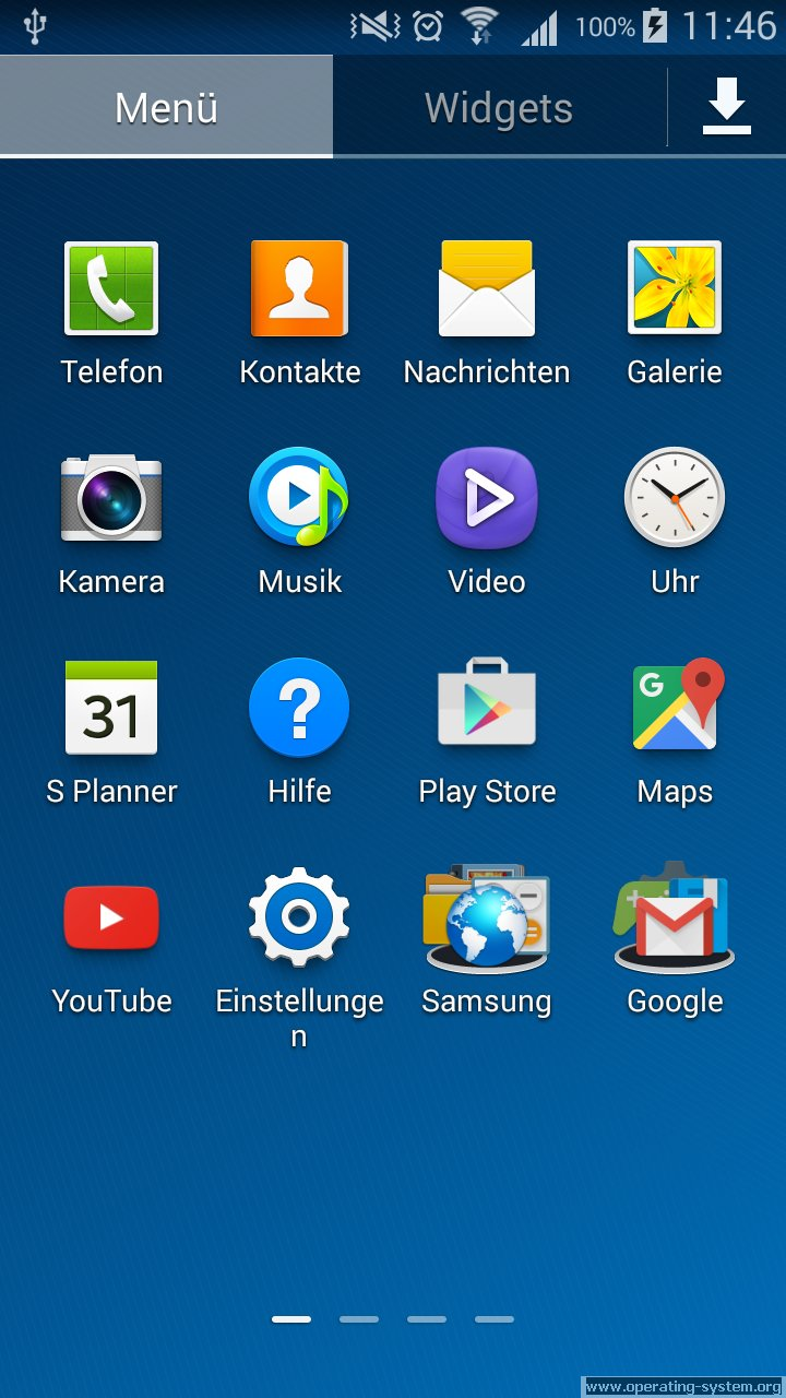 Screenshot android android kitkat 35