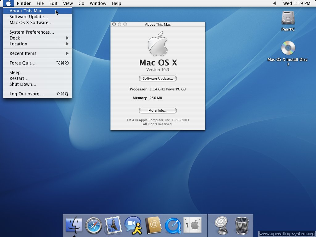 Screenshot apple macosx103 10