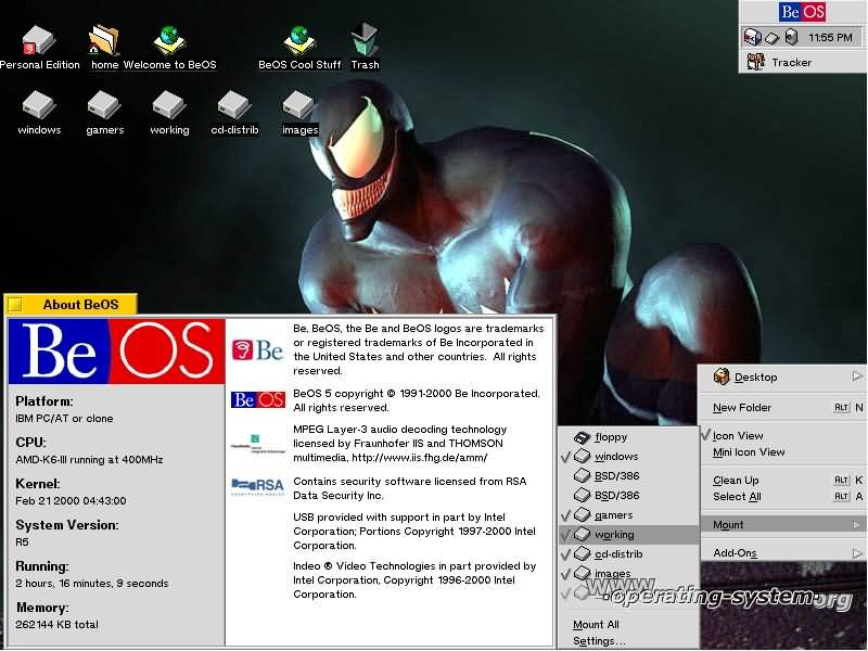 Screenshot beinc beos 01
