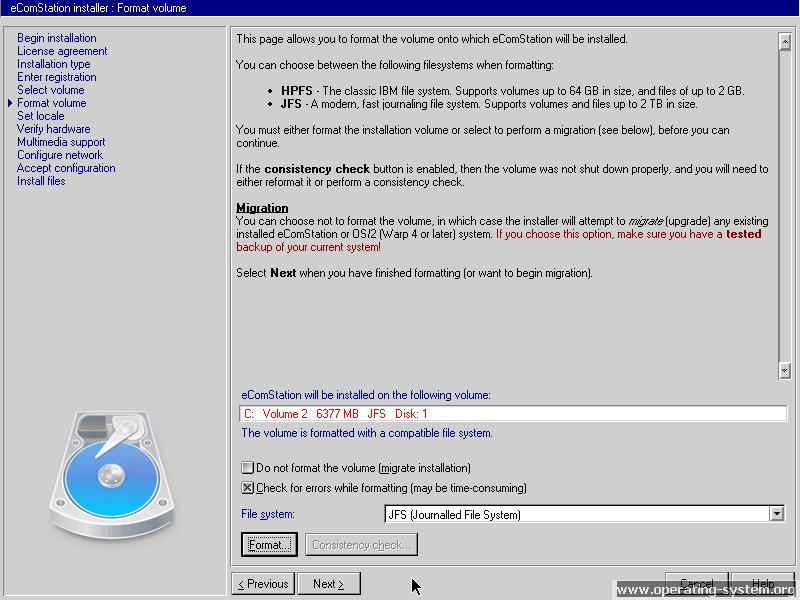 Screenshot ibm ecs20 05