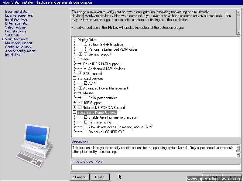 Screenshot ibm ecs20 07