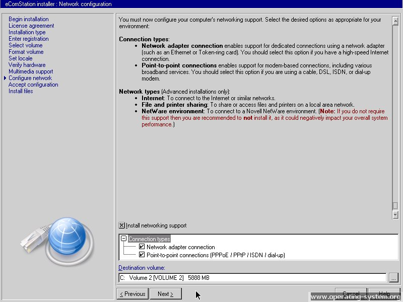Screenshot ibm ecs20 09