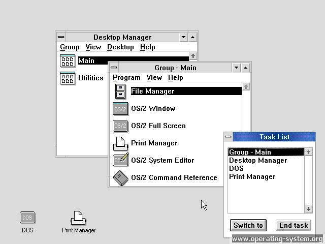 Screenshot ibm os2 13 03