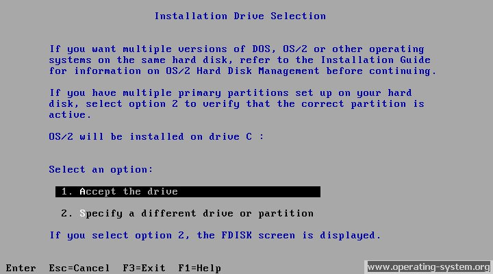 Screenshot ibm os2 21 05