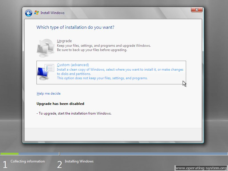 Screenshot microsoft server windows server 2008 06