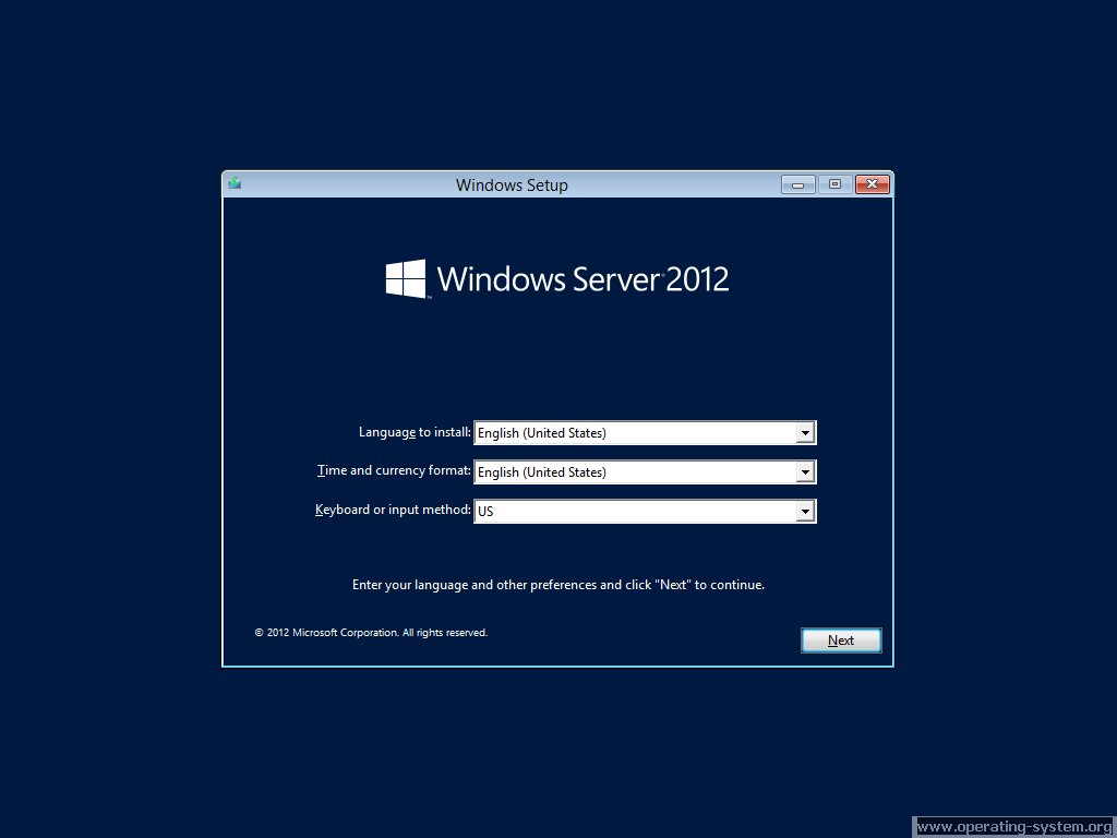Screenshot microsoft server windows server 2012 02