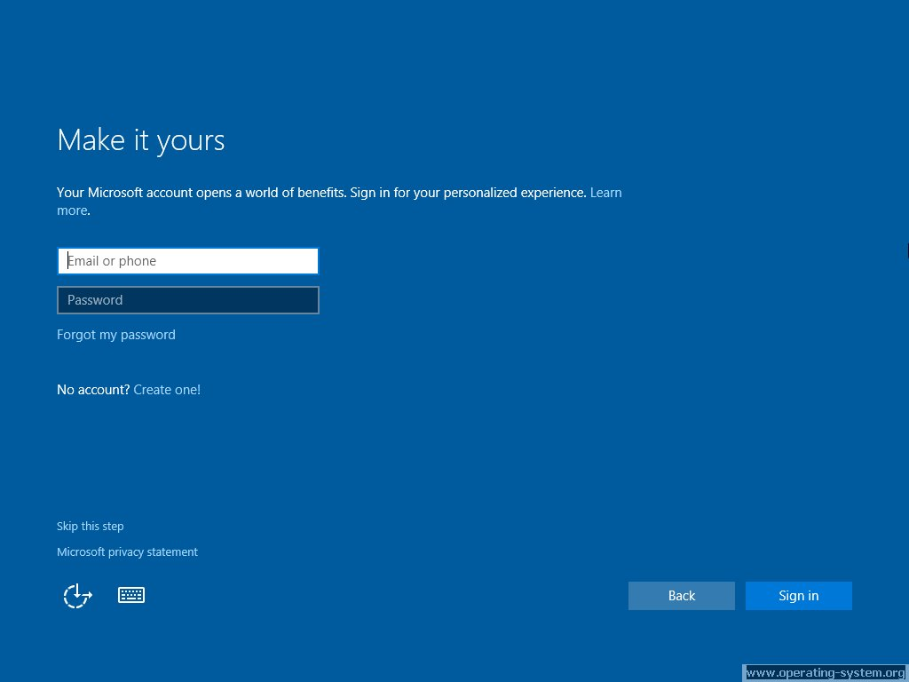Screenshot microsoft win10 windows10 18