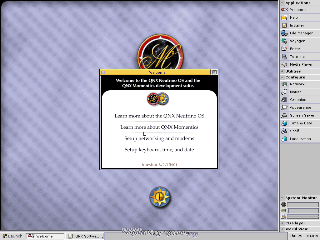 Screenshot os qnx621 01