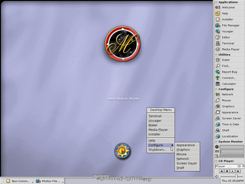 Screenshot os qnx621 07
