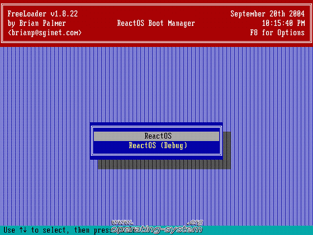 Screenshot os reactos024 03