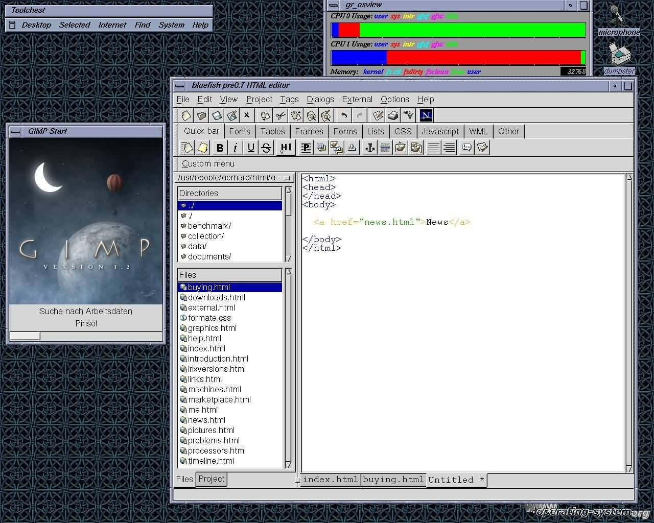 Screenshot sgi 65_freeware