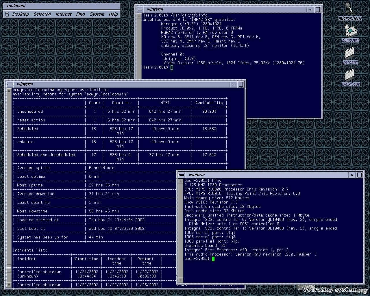 Screenshot sgi 65_shell