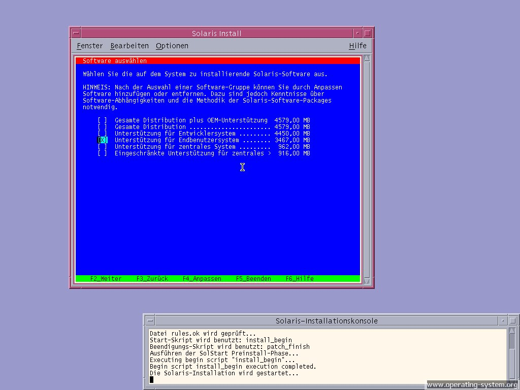 Screenshot sun solaris9 05